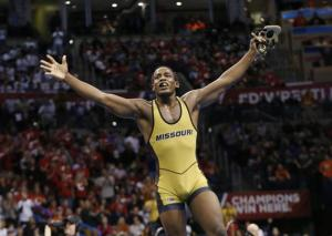 J'Den Cox. Need I say more?